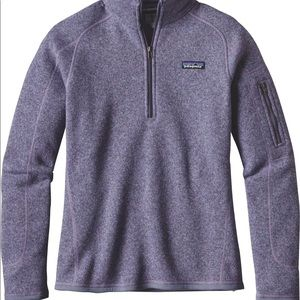 Women's Patagonia better sweater size M